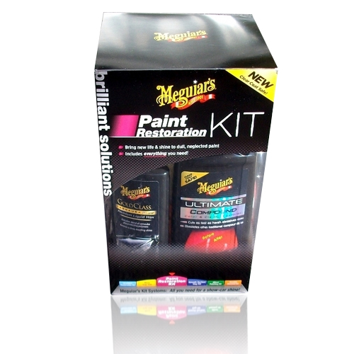 Zestaw Meguiar's Paint Restoration Kit
