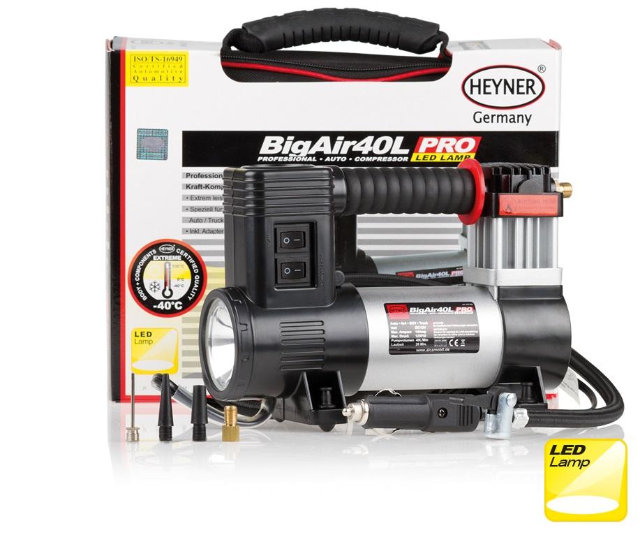 Kompresor Big Air PRO 40L