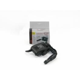 Rozgałęźnik 3 12 V z USB
