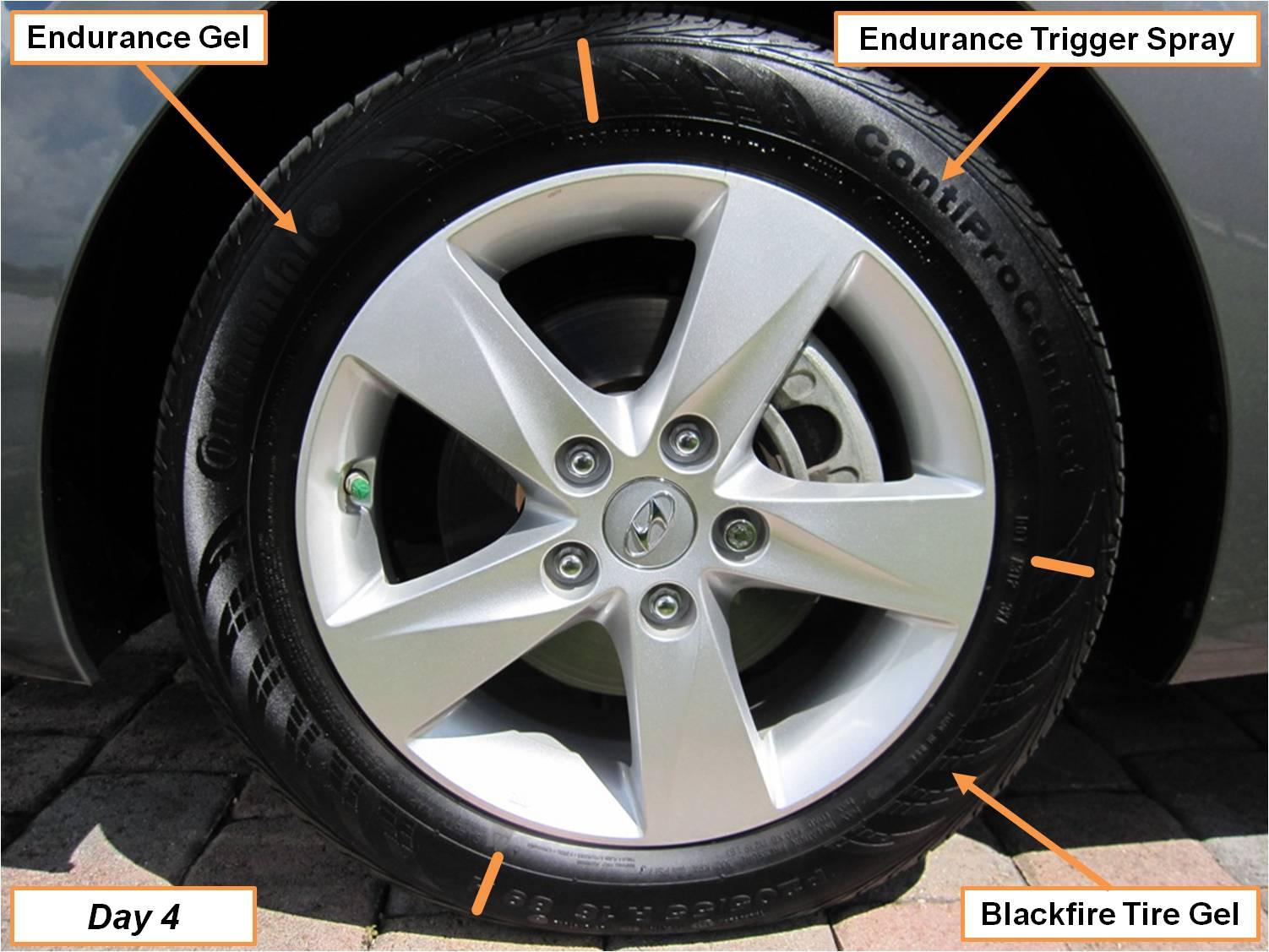 Endurance Tire Spray Meguiar's