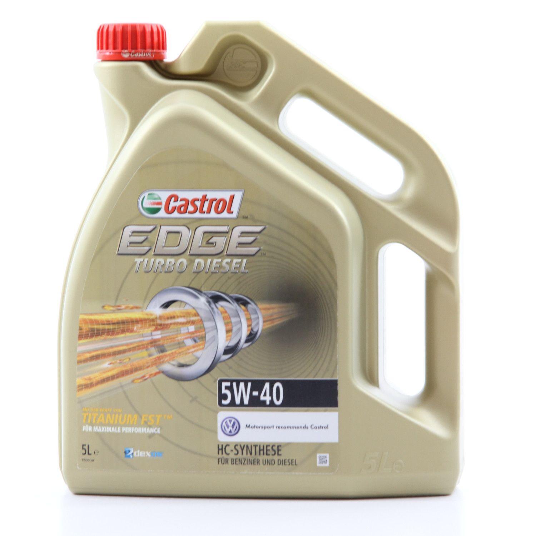 Olej silnikowy Castrol Edge Turbo Diesel