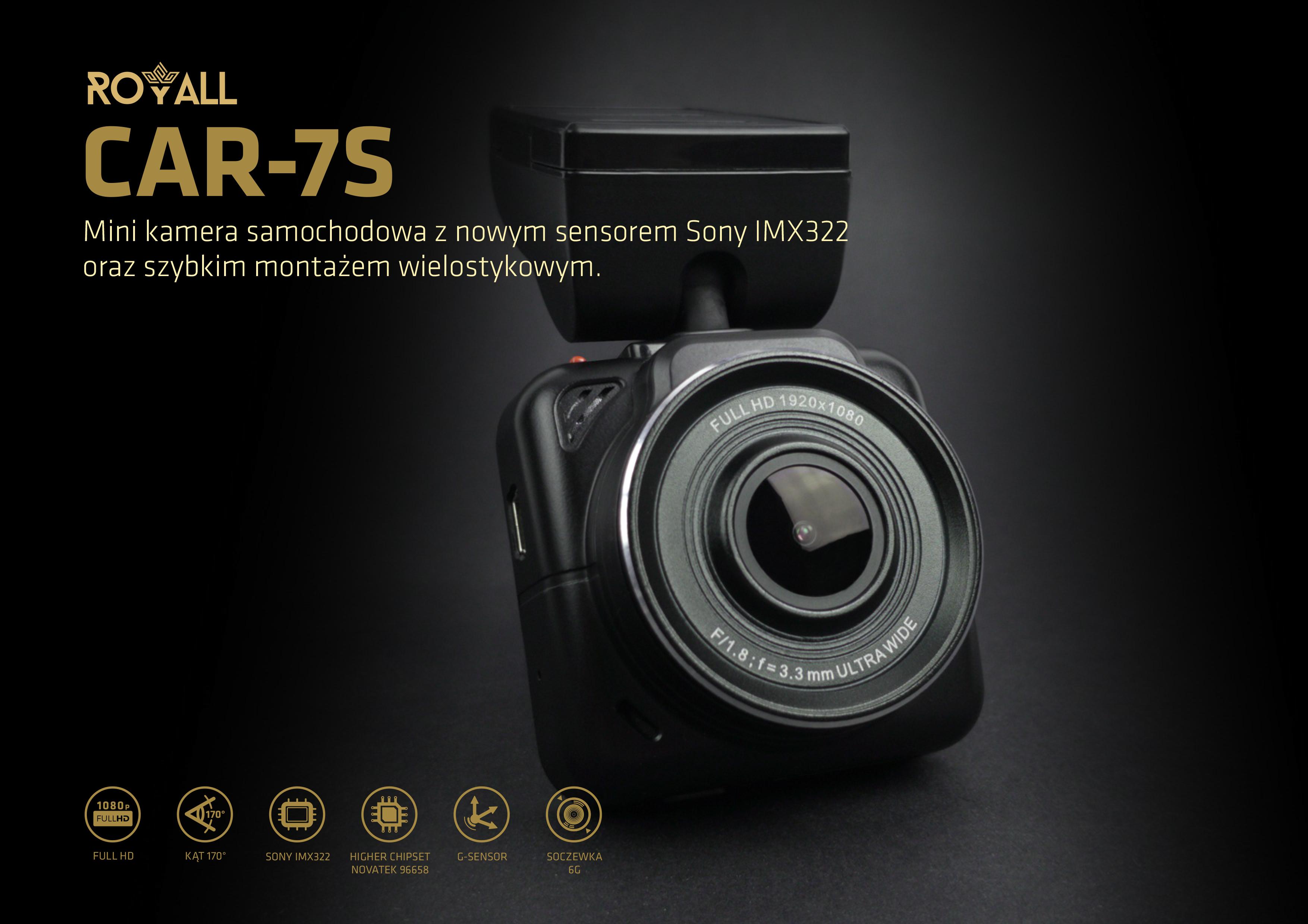 Royall Car-7S