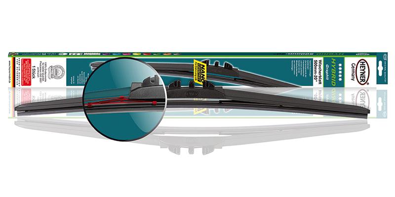 HEYNER Hybrid - Wycieraczki samochodowe