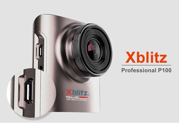 Kamera samochodowa Xblitz p100