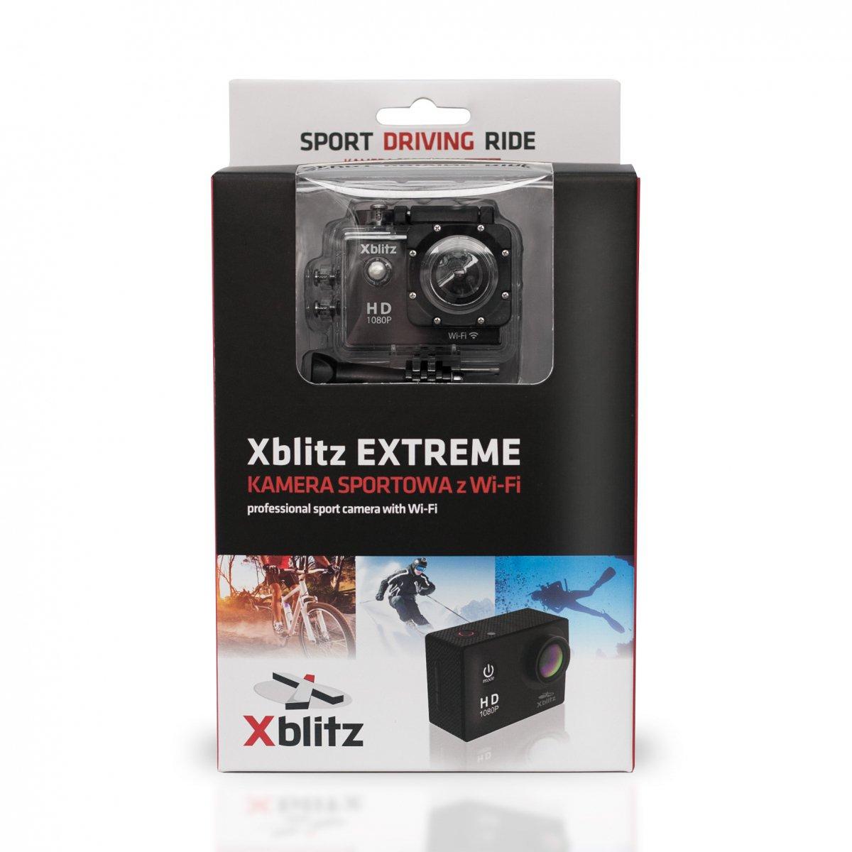 Kamera sportowa Xblitz Extreme