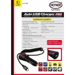 Ładowarka MICRO USB 12 / 24 V