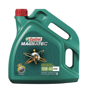 Olej silnikowy Castrol Magnatec