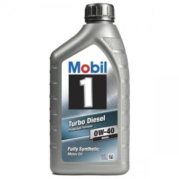 Olej silnikowy Mobil 1 Turbo Diesel