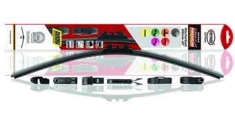 HEYNER Super Flat Premium - Pióra wycieraczek